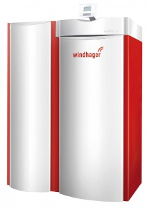 Windhager Biomass Wood Pellet Boiler